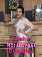 Alisha on Northwest Beauties