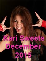Kari Sweets December 2015