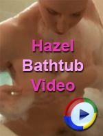 AloneWithHazel Bathtub Video
